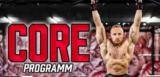 Fitnessprogramme - Core Programm Stefan Weissgerber