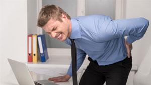 Rückenprobleme - Chronische Rückenschmerzen