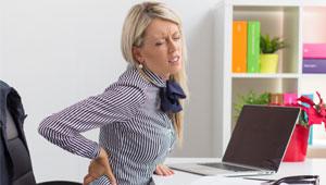 Rückenprobleme - Rückenschmerzen