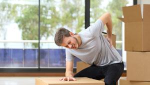 Rückenprobleme - Hexenschuss