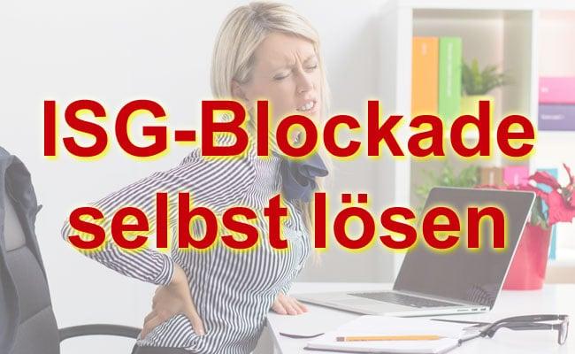 ISG Blockade selbst lösen