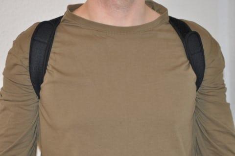 Geradehalter Rücken VITALFABRIK von vorne