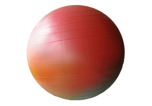 Richtig Sitzen - Sitzball