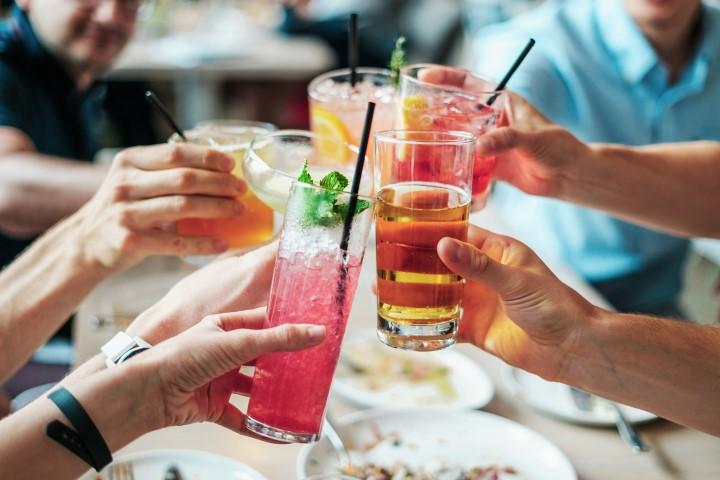 Endlich wieder ... das Leben feiern und die Zeit mit Freunden genießen