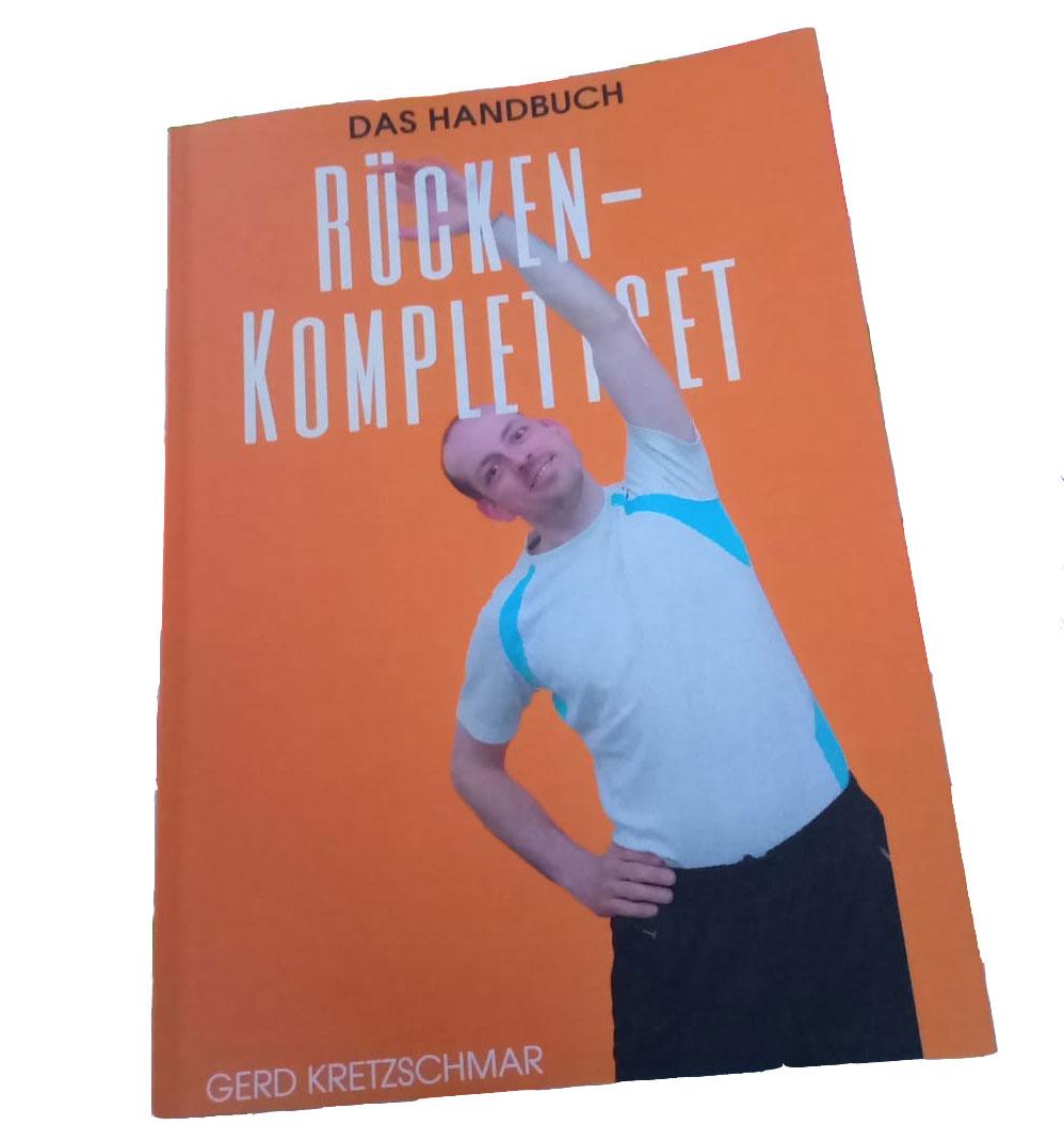 Rücken-Komplettset als gedruckte Broschüre