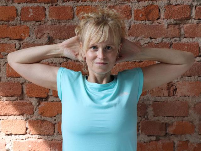 Jenny hilft bei Rückenschmerzen