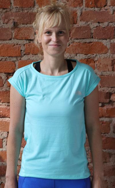 Jenny vom Rückenfit-Team